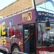 Big Bus tour Dubaï