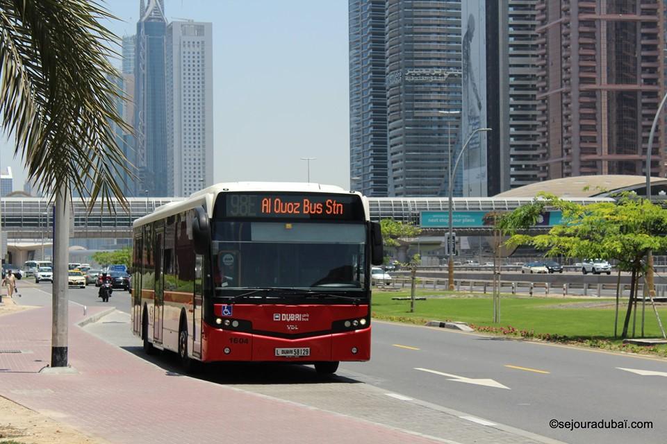 Dubaï Bus