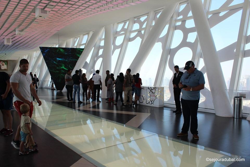 Dubaï Frame Sky Deck