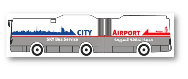 Sky bus airport dubai