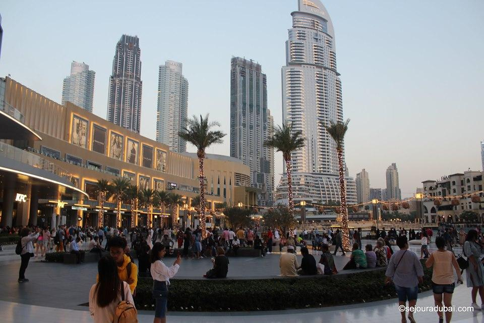 Dubai city world