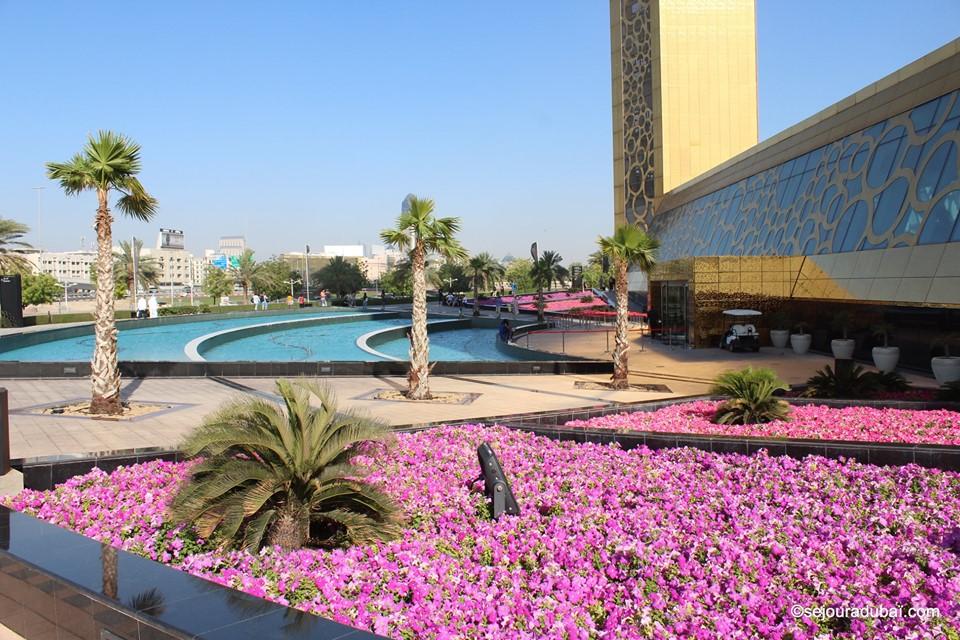 Dubaï Frame : Au sommet du plus haut cadre du monde