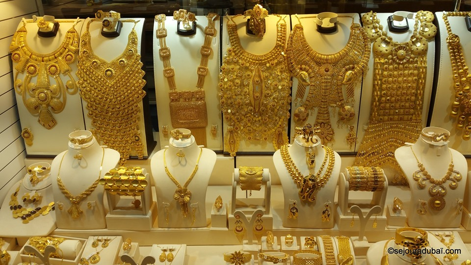 Dubaï Gold Souk