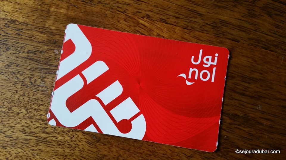 Dubai nol red ticket