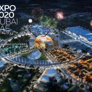 Exosition universelle de dubai 2021 2022