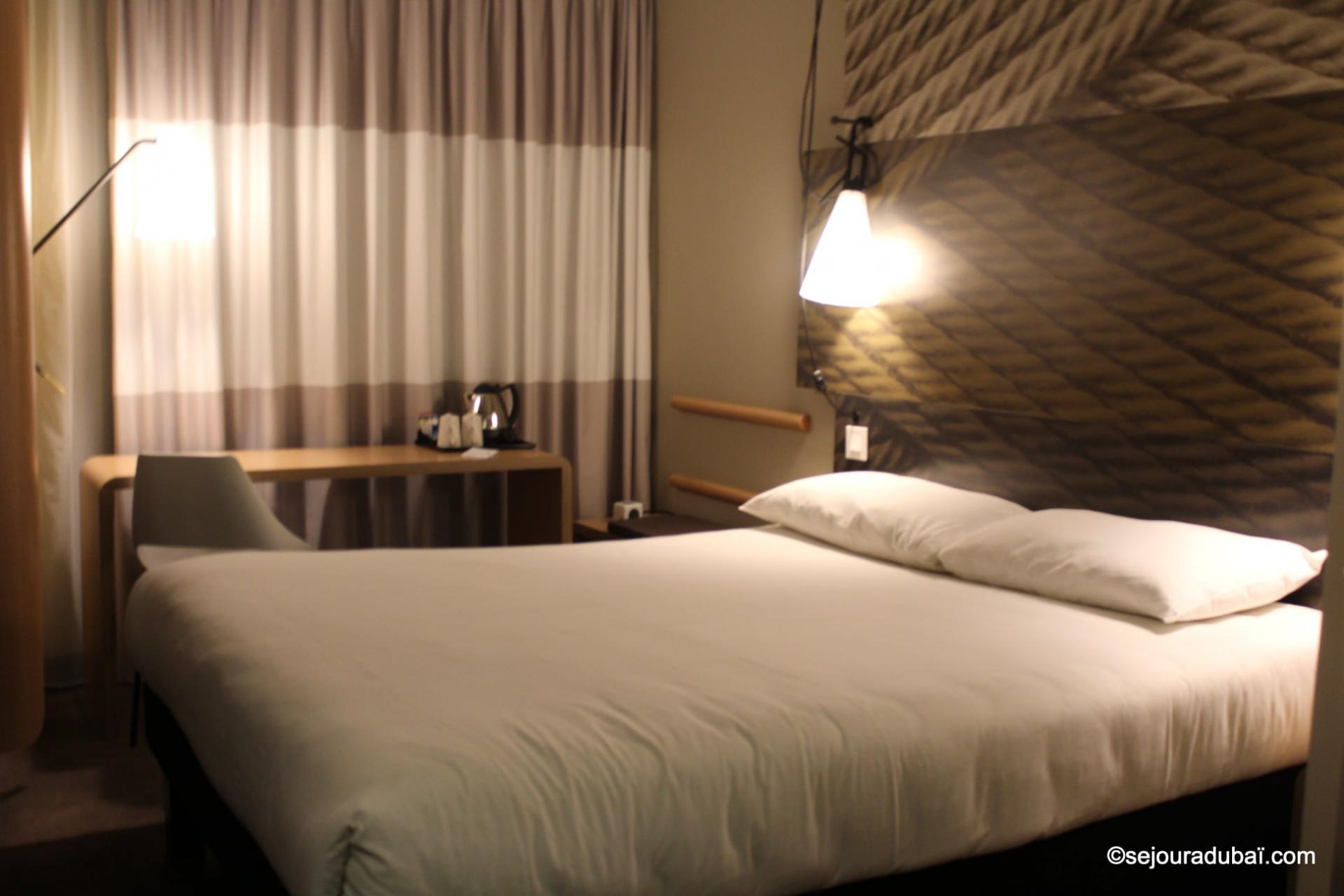 Ibis hotel dubaj