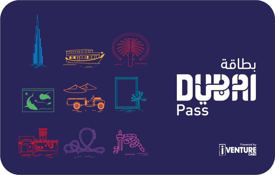 Dubai Pass iVenture Card