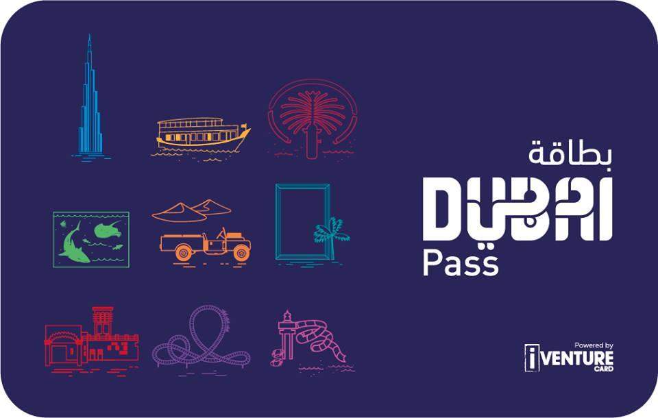 Dubai Pass iVenture Card