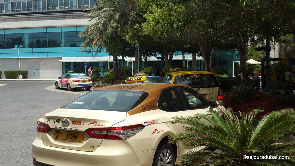 Taxi de Dubaï
